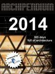 archipendium kalender 2014