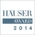 häuser award 2014